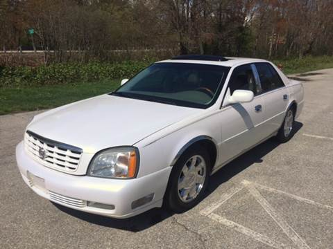 2005 Cadillac DeVille for sale in Norwich, CT