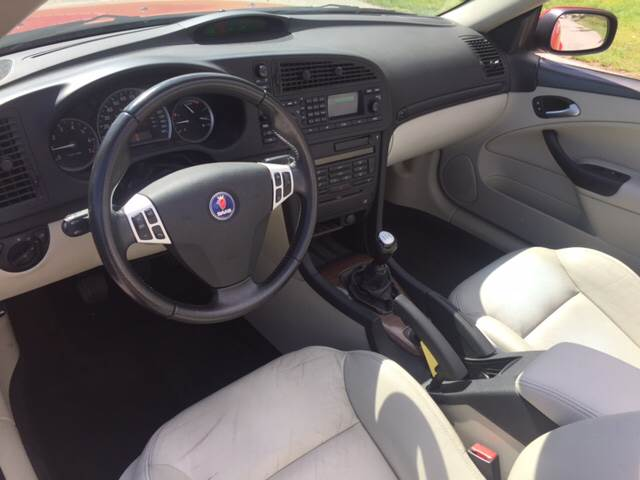 2006 Saab 9-3 for sale at Logans Auto in Norwich CT