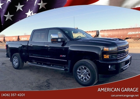 Cars For Sale in Chinook, MT - American Garage