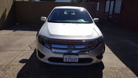 2012 Ford Fusion for sale in Fairfield, CA
