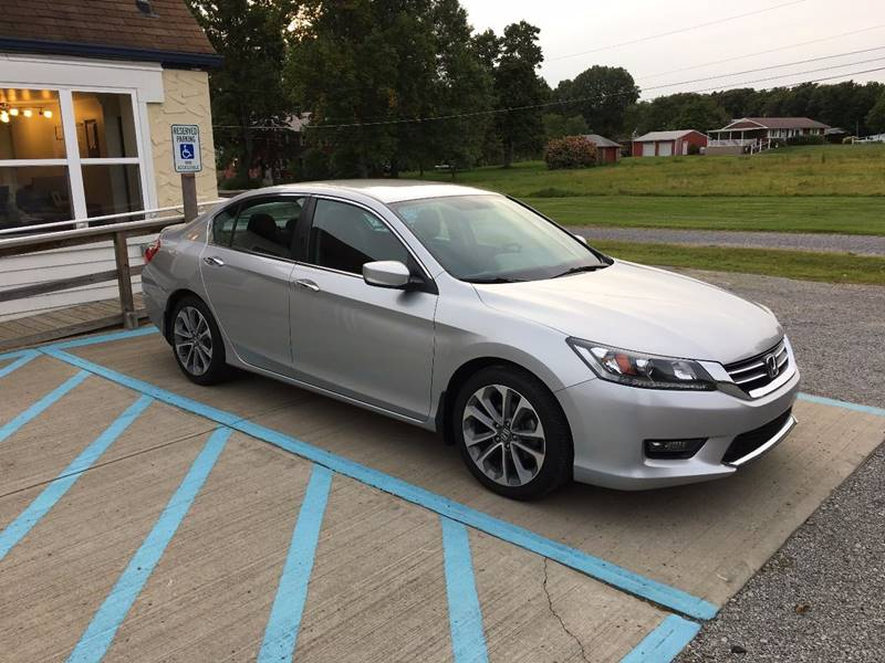 Honda Accord Sport In Sarver PA LENZI AUTO SALES - Accord for sale
