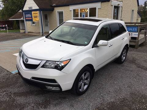 Used Cars Sarver Auto Financing For Bad Credit Wheeling WV ... Acura Youngstown on