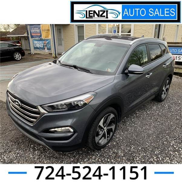 Hyundai Tucson Preowned: Cars For Sale In Sarver, PA