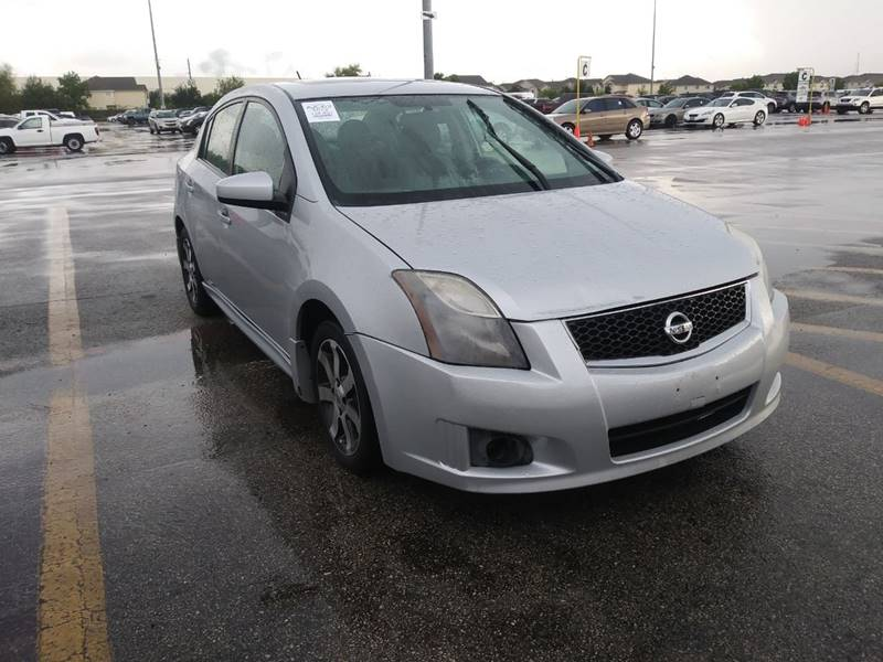 2012 Nissan Sentra SE R Spec V. Check Availability. 2012 Nissan Sentra For  Sale At Prolific Auto Parlor In Houston TX