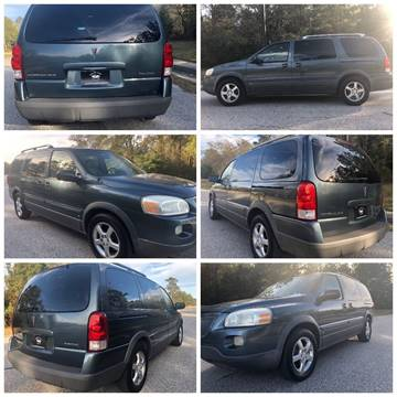 2006 Pontiac Montana SV6 for sale in Houston, TX