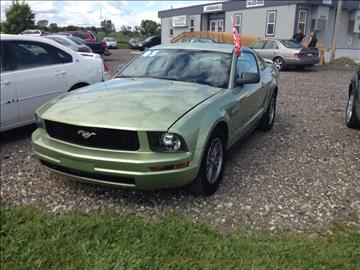 2005 Ford Mustang for sale in Carroll, OH