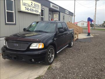 2001 Ford F-150 for sale in Carroll, OH