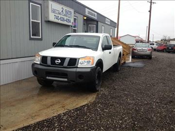 2008 Nissan Titan for sale in Carroll, OH