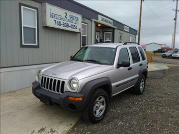 2003 Jeep Liberty for sale in Carroll, OH