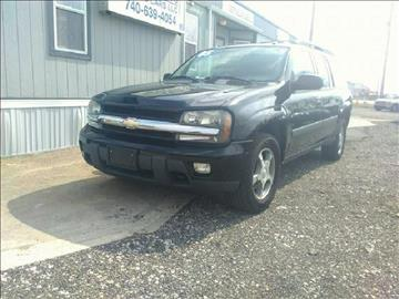 2005 Chevrolet TrailBlazer EXT for sale in Carroll, OH
