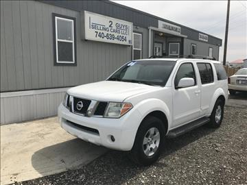 2006 Nissan Pathfinder for sale in Carroll, OH