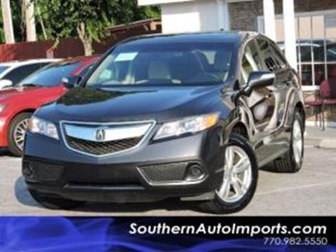 2014 Acura RDX for sale in Stone Mountain, GA