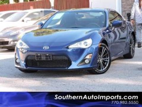 2014 Scion FR-S for sale in Stone Mountain, GA