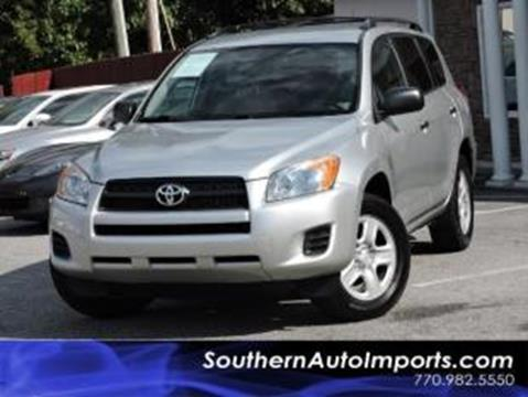 2012 Toyota RAV4 for sale in Stone Mountain, GA
