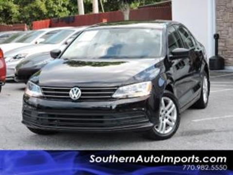 2015 Volkswagen Jetta for sale in Stone Mountain, GA