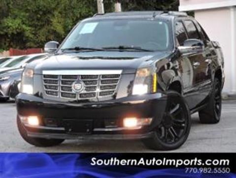 2011 Cadillac Escalade EXT for sale in Stone Mountain, GA