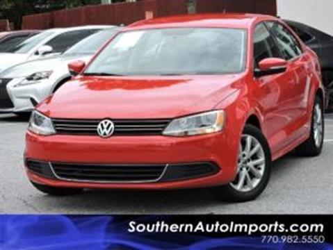 2014 Volkswagen Jetta for sale in Stone Mountain, GA