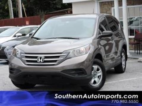 2012 Honda CR-V for sale in Stone Mountain, GA