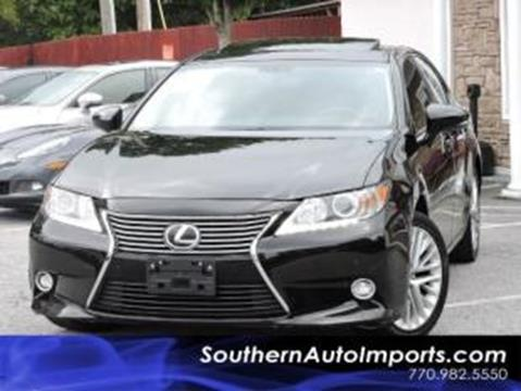 2015 Lexus ES 350 for sale in Stone Mountain, GA