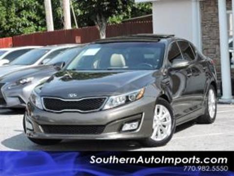 2014 Kia Optima for sale in Stone Mountain, GA
