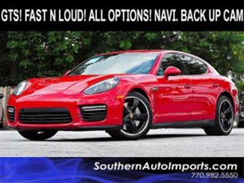 2015 Porsche Panamera for sale in Stone Mountain, GA
