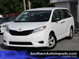 2014 Toyota Sienna for sale in Stone Mountain, GA