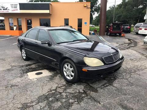 2002 Mercedes-Benz S-Class for sale in Ocala, FL