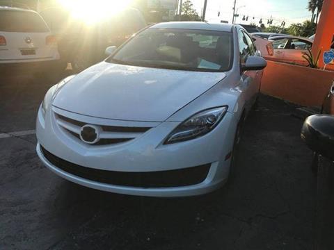 2013 Mazda MAZDA6 for sale in Ocala, FL
