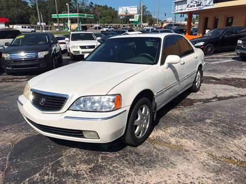 2002 Acura RL for sale in Ocala, FL