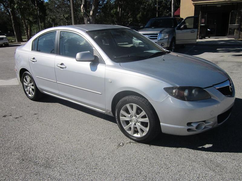 2008 Mazda MAZDA3 For Sale At Cars Inc. In Orlando FL