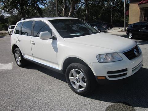 2005 Volkswagen Touareg for sale in Ocala, FL