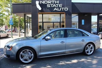 2013 Audi A8 L for sale in Walnut Creek, CA