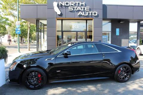 2014 Cadillac CTS-V for sale in Walnut Creek, CA