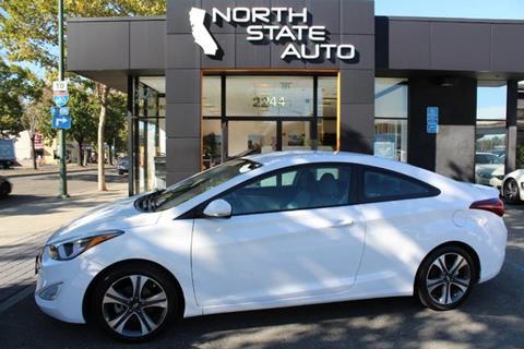 2014 Hyundai Elantra Coupe for sale in Walnut Creek, CA