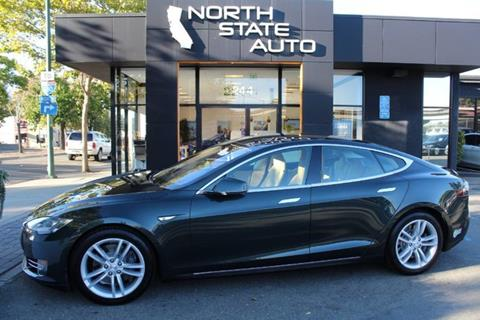 2014 Tesla Model S for sale in Walnut Creek, CA
