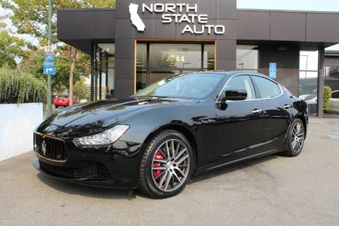 2014 Maserati Ghibli for sale in Walnut Creek, CA