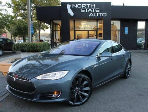 2013 Tesla Model S For Sale Carsforsale