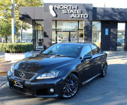 2011 Lexus IS F For Sale In Walnut Creek, CA