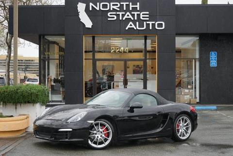 2013 Porsche Boxster for sale in Walnut Creek, CA