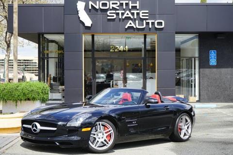 2012 Mercedes-Benz SLS AMG for sale in Walnut Creek, CA