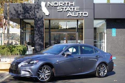 2016 Lexus IS 200t for sale in Walnut Creek, CA