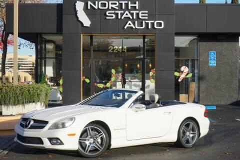 North State Auto >> 2009 Mercedes Benz Sl Class For Sale In Walnut Creek Ca