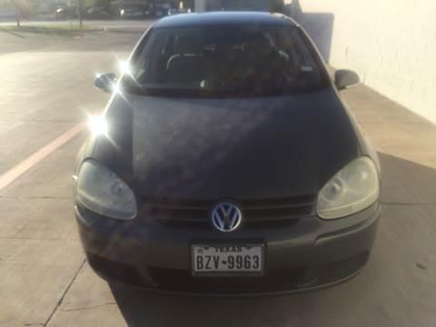 2006 Volkswagen Rabbit for sale in San Antonio, TX