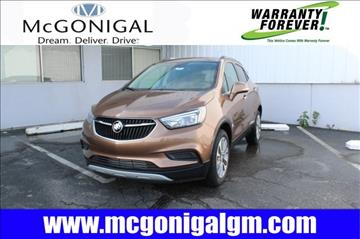 2017 Buick Encore for sale in Kokomo, IN