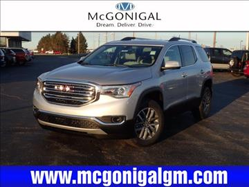 2017 GMC Acadia for sale in Kokomo, IN