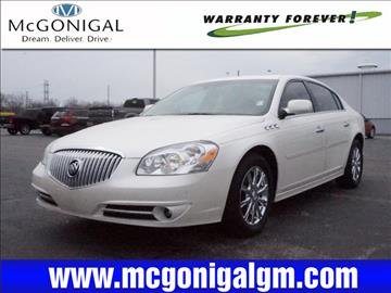2010 Buick Lucerne for sale in Kokomo, IN