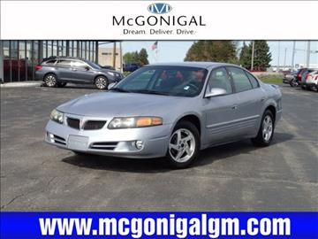 2005 Pontiac Bonneville for sale in Kokomo, IN