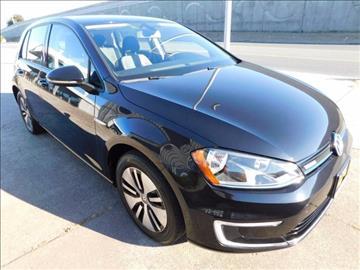 2016 Volkswagen e-Golf for sale in San Rafael, CA