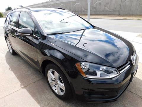 2015 Volkswagen Golf SportWagen for sale in San Rafael, CA