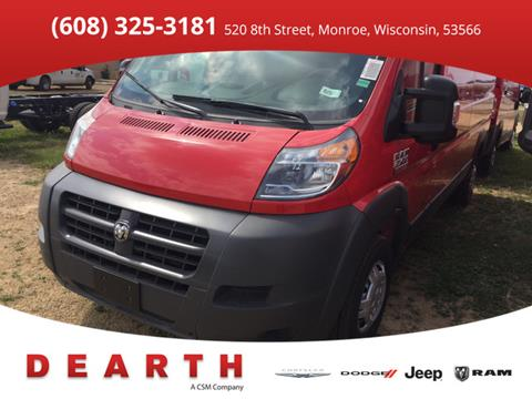 2017 RAM ProMaster Cargo for sale in Monroe, WI